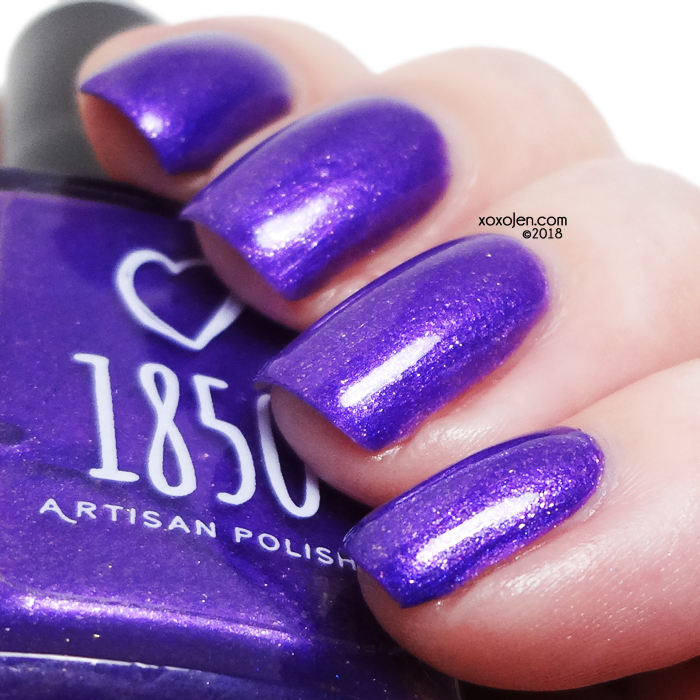 xoxoJen's swatch of 1850 Artisan Set the Bar High