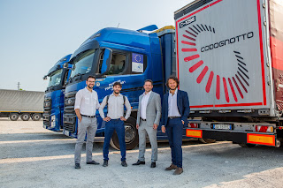 Il progetto europeo optiTruck avvia la fase di test
