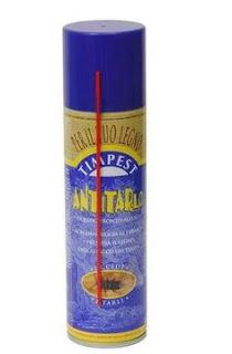 spray antitarlo-legno