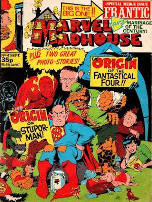 Marvel Madhouse #4