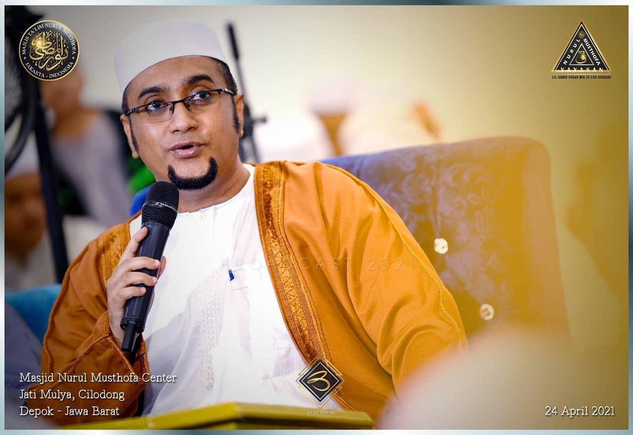 Galeri Masjid Nurul Musthofa Center 240421