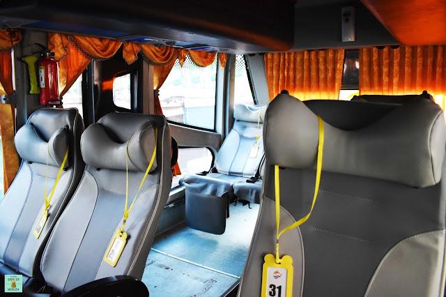 Autobús de Boonsiri a Koh Kood