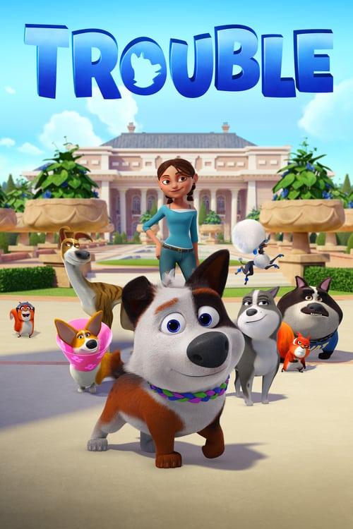 Dog Gone Trouble 2021 x264 1080p WebHD Esub English Hindi THE GOPI SAHI