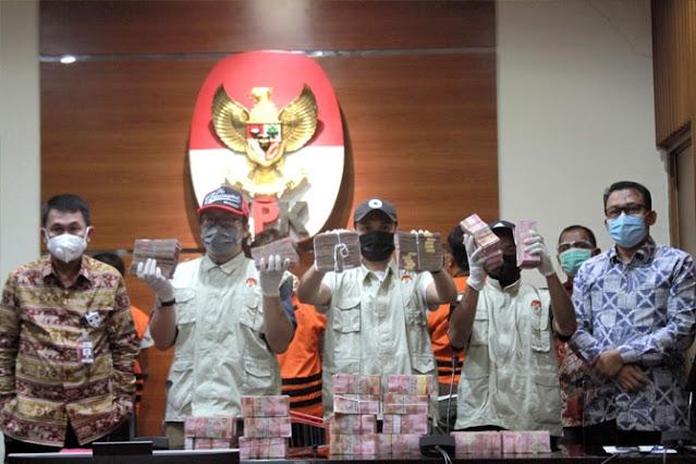 Tim yang Ciduk Bupati Probolinggo Satgas Raja OTT yang Tak Lolos TWK