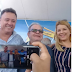 Secretário do prefeito Hélio, participa de evento ao lado do ex-prefeito João Mendonça, em Belo Jardim, PE