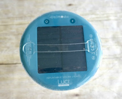 Luci Inflatable Solar Lights - Great for Travelers