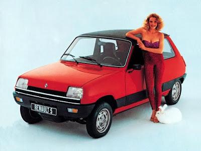 Renault 5 Primera Generacion