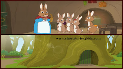 The Tale of Peter Rabbit Story with picture