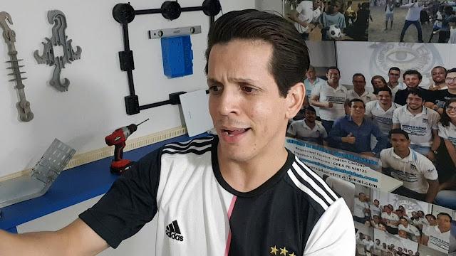 Jadson Caetano é alvo de críticas, após criar mal-estar ao desmarcar agenda política para ir jogar bola