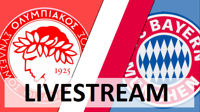 Bayern Olympiakos Live Streaming