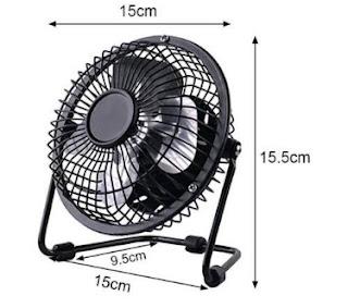 household electronic fan