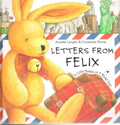 Letters from Felix Book Cover