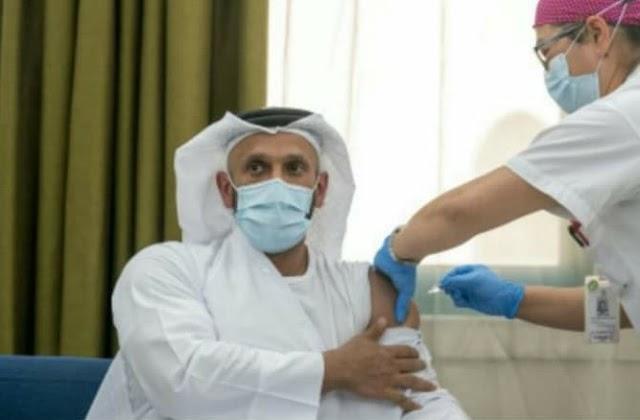 Sheikh Abdullah, Pemimpin Pertama di Dunia yang Berani Uji Coba Vaksin COVID-19