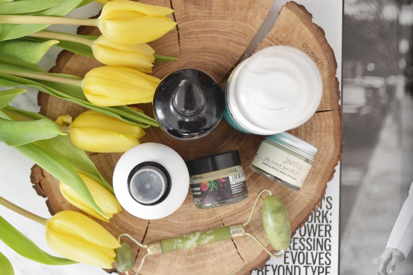 minimalizm w pielęgnacji, naturalne kosmetyki
