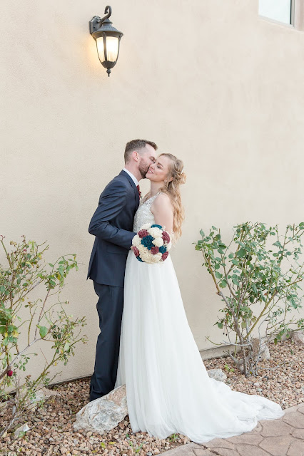 Superstition Manor Weddings Bride and Groom Photographs by Micah Carling Photography