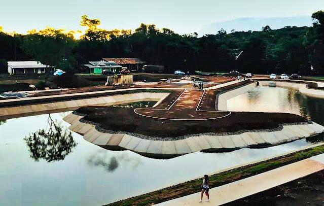 Parque do Lago Roncador Paraná