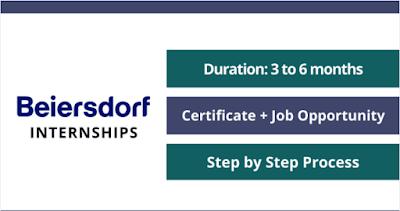 بايرسدورف للتدريب الداخلي 2021 | الإرشاد المهني + شهادة