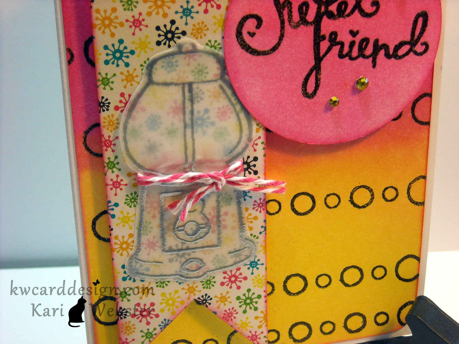 Double Sweetness with Sweet Tooth and Gnomies by Kari - Sweet Stamp Shop