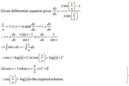 ncert solution class 12th math Answer 29