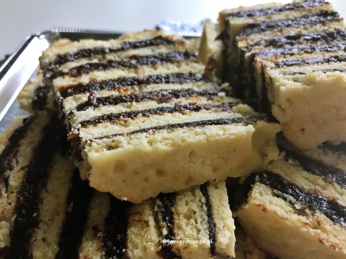 Vínarterta ciasto z Islandii