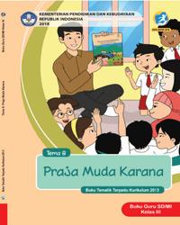 Buku tema 8 Guru Kelas 3 K13 2018