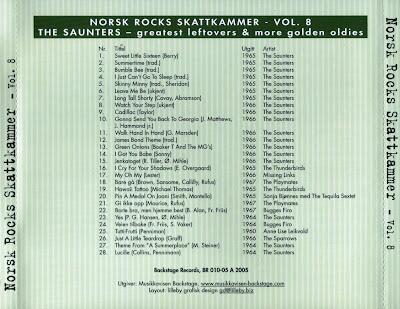 VA - Norsk Rocks Skattkammer vol.8