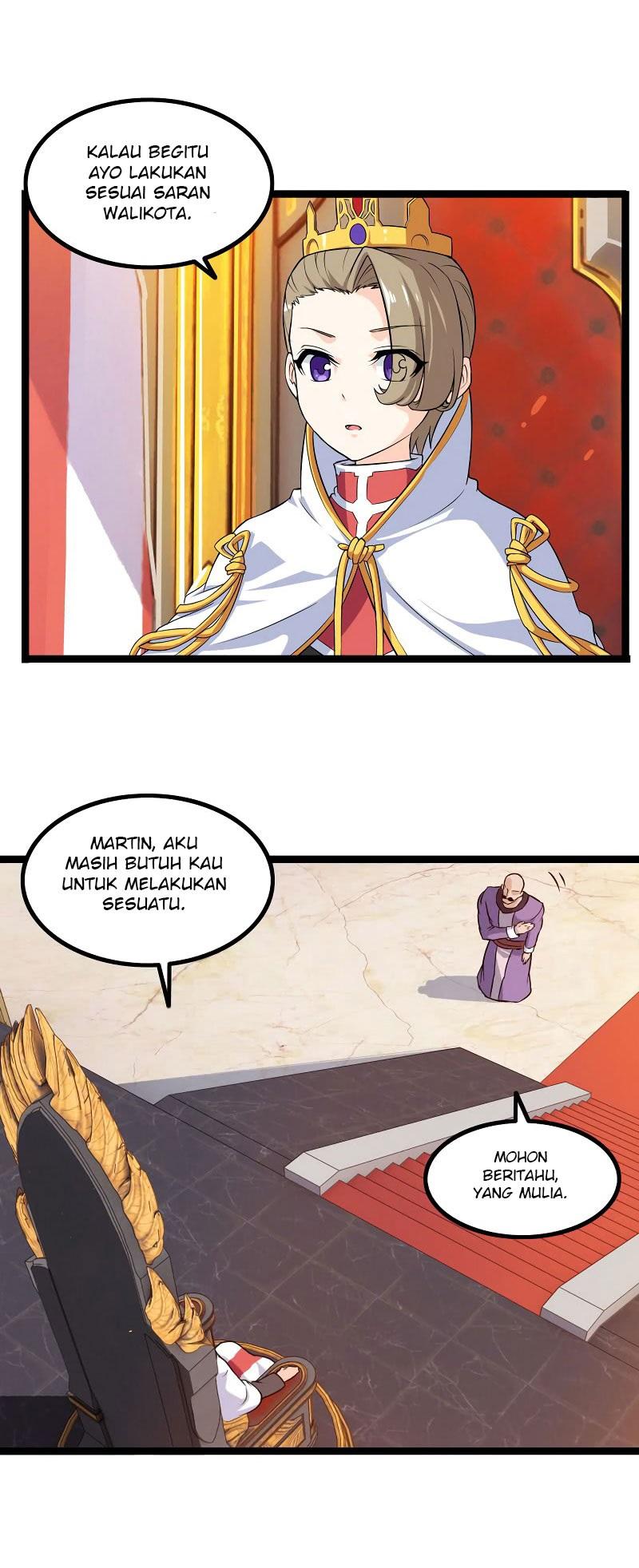 Komik My Wife is a Demon Queen Chapter 46 Gambar 12
