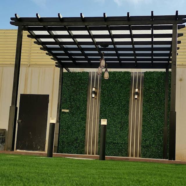 تصميم حدائق منزلية في سلطنة عمان.