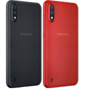سامسونج جالاكسي Samsung Galaxy M01