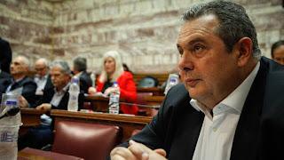 Φούλ επίθεση Καμμένου σε ΣΥΡΙΖΑ: Από κυβέρνηση εθνικής συμφιλίωσης γίνατε κυβέρνηση αποστασίας