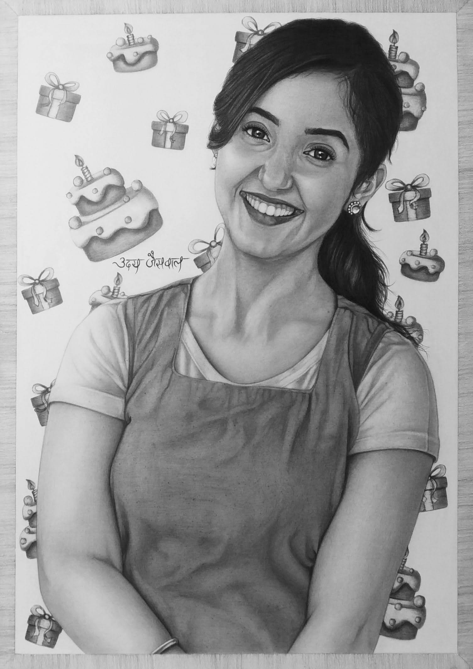 Ms. Ashnoor Kaur 16th Birthday Portrait
