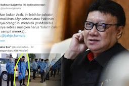 Viral Foto Seragam Korpri Gamis, Menpan RB: Foto Editan!
