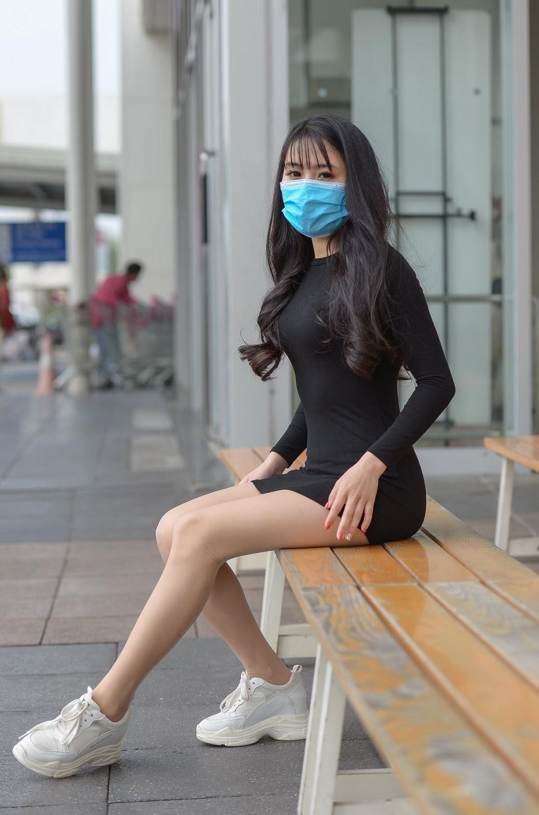 Hot girl… cô gái mắc dịch là cô gái hay ho
