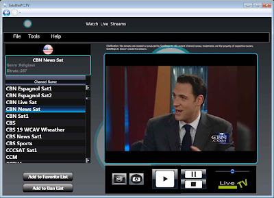 Satellite PC TV Pro Edition 2012 v3.2 Full