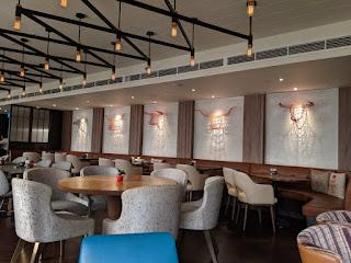 JEN Singapore Tanglin by Shangri-La  club lounge