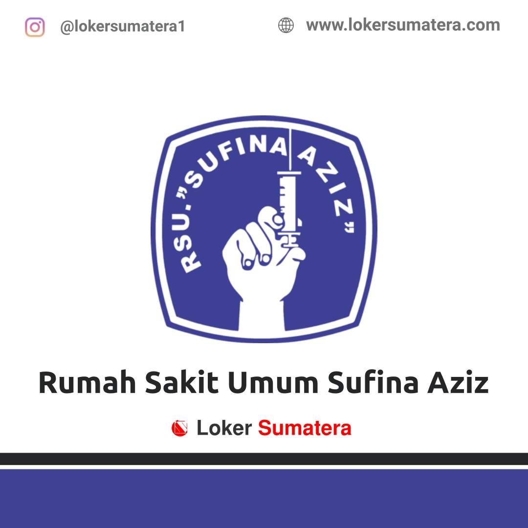 Lowongan Kerja Medan: Rumah Sakit Umum Sufina Aziz Desember 2020