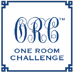 TRICK? or TREAT?     ONE ROOM CHALLENGE – WEEK 5:  THE OFFICE