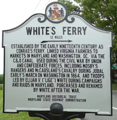 White's Ferry : things to do in leesburg va this weekend