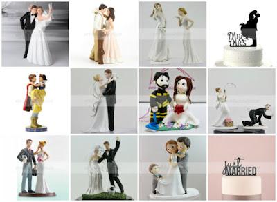 cake topper villaggio degli sposi
