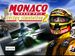 Roms de Nintendo 64 Monaco Grand Prix Racing Simulation 2 (Español) ESPAÑOL descarga directa
