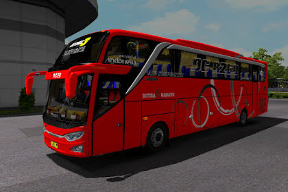 Livery Mitra Rahayu SHD Pack OjePeje