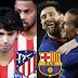 ميسى يقود برشلونة ضد اتليتكو مدريد فى السوبر الاسبانى اليوم مباشر