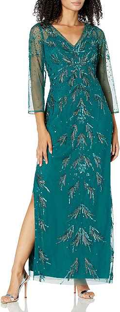 Beautiful Green Mother of The Groom Dresses