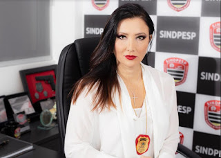 Raquel Kobashi Gallinati - presidente do SINDPESP