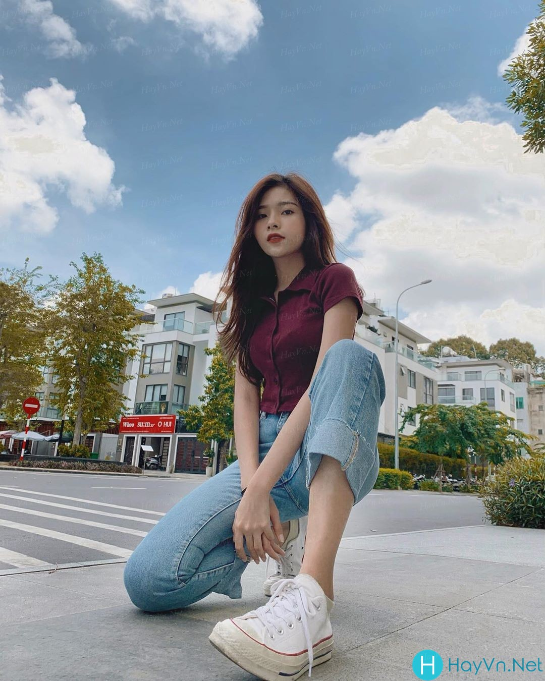 Model Minh Tuyền | E-CUP