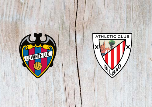 Levante vs Athletic Bilbao - Highlights 03 December 2018