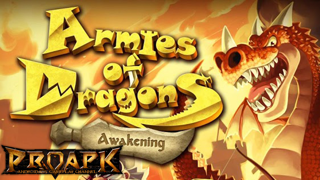 Armies of Dragons: Awakening