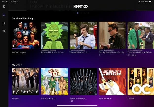 HBO Max - romania