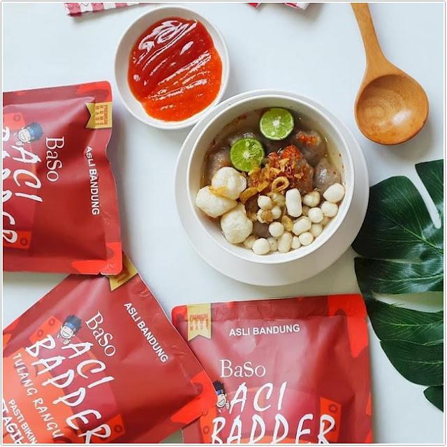 "Baso Aci ""BAPPER"" Tulang Rangu, Kuliner Asli Bandung"