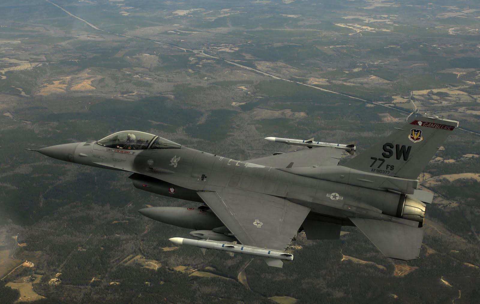 F-16 Fighting Falcon HD Wallpapers | Desktop Wallpapers